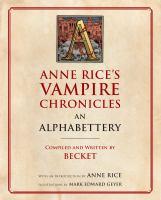 Anne Rice's Vampire Chronicles