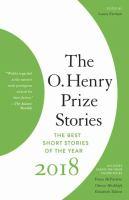 O. Henry Prize Stories