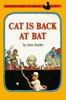 Cat Is Back at Bat