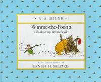 Winnie-the-Pooh's Lift-the-flap Rebus Book