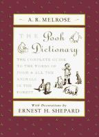 The Pooh Dictionary