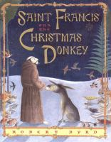 Saint Francis and the Christmas Donkey