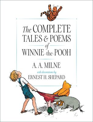 Cover image for The Complete Tales & Poems of Winnie-the-Pooh