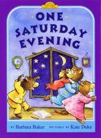 One Saturday Evening