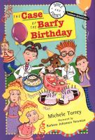 The Case of the Barfy Birthday
