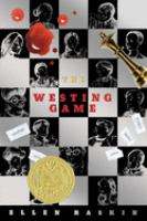 Book cover of The Westing Game