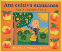 Ana cultiva manzanas