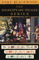The Shakespeare Stealer Series