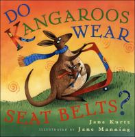 Do Kangaroos Wear Seat Belts?