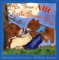 Do your ABC's, Little Brown Bear