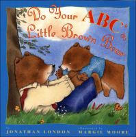 Do your ABC's, Little Brown Bear