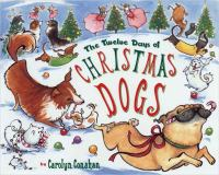 The Twelve Days of Christmas Dogs