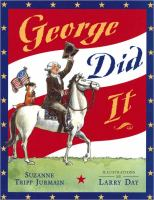 George Did It