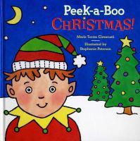 Peek-a-boo Christmas!
