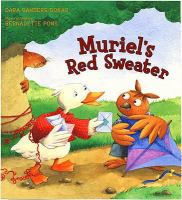 Muriel's Red Sweater