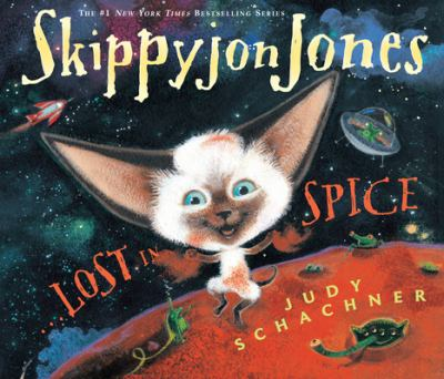 Cover image for Skippyjon Jones, Lost in Spice