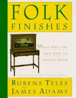 Folk Finishes