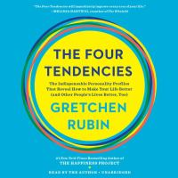 The Four Tendencies (CD)