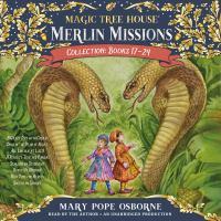 Magic Tree House Merlin Missions Collection