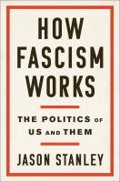 How Fascism Works