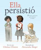 Ella persisti/̤ She persisted