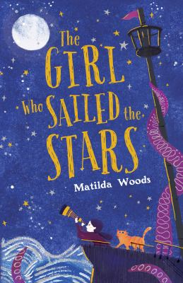 The Girl Who Sailed the Stars(book-cover)