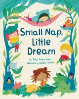 Small nap, little dream1 volume (unpaged) : color illustrations ; 27 cm