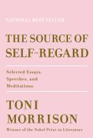 Cover of The Source of Self-Regard: