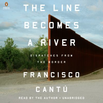 Cover image for The Line Becomes A River