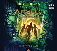 The Trials of Apollo, Book Three