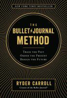 Image: The Bullet Journal Method