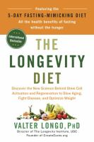 The Longevity Diet