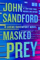 Book Club in A Bag : Masked Prey