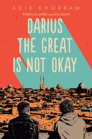 Cover of Darius the Great is Not Ok