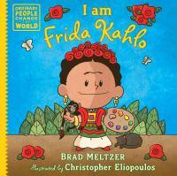 I am Frida Kahlo