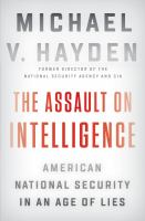Assault on Intelligence
