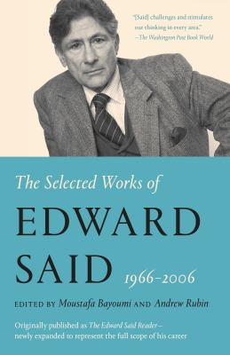 The Collected Works of Edward Said, 1966 - 2006(book-cover)