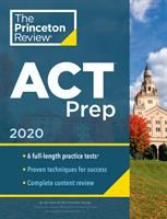 ACT Prep, 2020 Edition