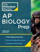 AP Biology Prep