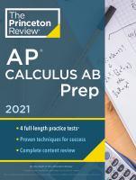 AP Calculus AB Prep