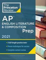 AP English Literature & Composition Prep
