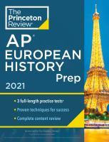 AP European History Prep