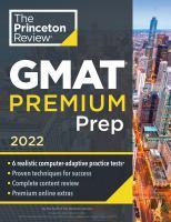 GMAT Premium Prep