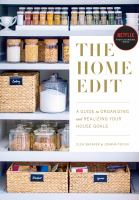 Media Cover for Home Edit: A Guide to Organizing and Realizing Your House Goals