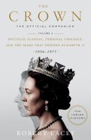 Media Cover for Crown: The Official Companion, Volume 2