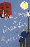 One day in December : a novel