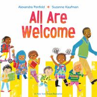 All are welcome [electronic resource (ebook from OverDrive)]
