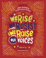 Cover of We Rise, We Resist, We Rai