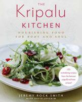 The Kripalu Kitchen