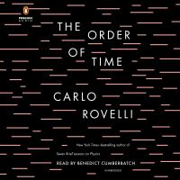 Image: The Order of Time (CD)